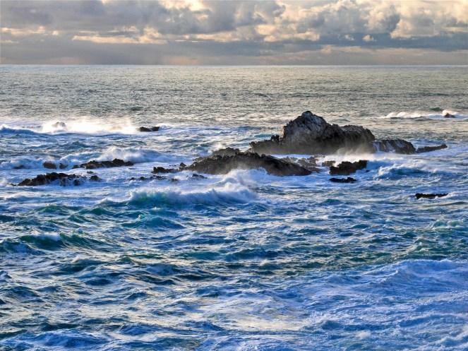 Monterey point lobos reef