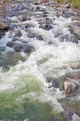 Sequoia Kaweah River Rapids