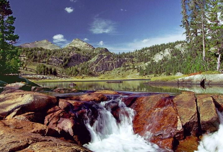 WR waterfall mountain lake copy