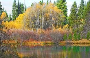 Wood River Rainbow Pool