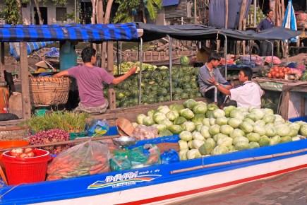 Abundance, Mekong Floating Market