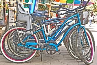 Bikes for Rent Sayulita, Mexico