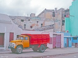 Colorful Truck Havana copy