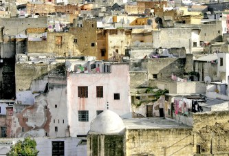 Fez Skyline