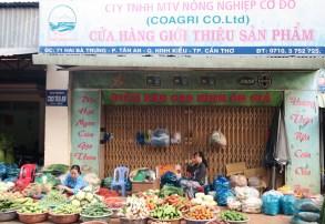 Ho Chi Minh city Sidewalk Vendors