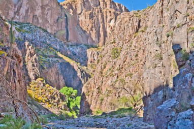 aravaipa canyon narrows