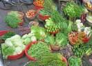 cantho street market vegetables