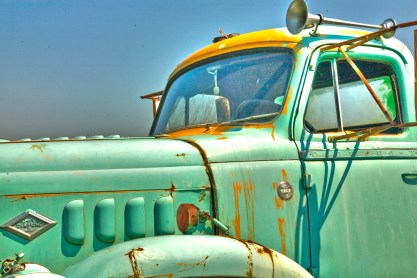 truck diamond hdr driver side