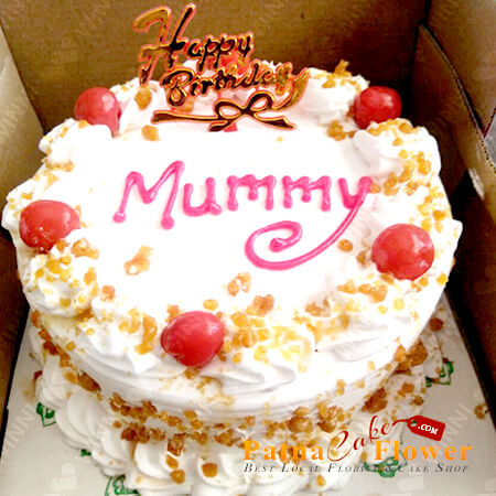Savory Butterscotch Cake delivery in patna