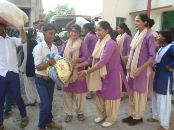Best College in Patna | Manthan Christmas