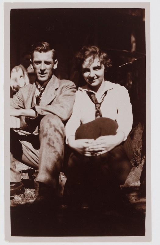 Margaret Peet & Myles Dunphy C 1922-1925