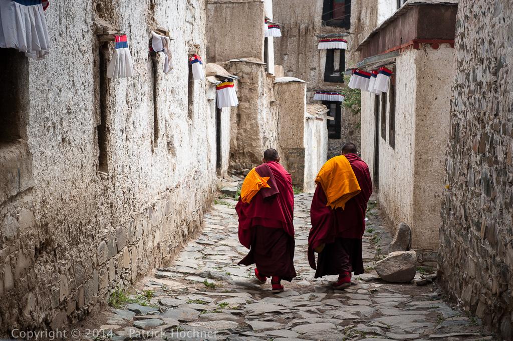 Tashilhunpo Monastery, Shigatse, Tibet