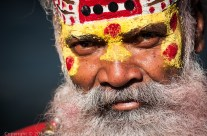 Baba in Kathmandu, Nepal