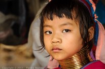 Young Kayan or Padaung, Thailand
