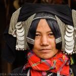 Akha Pixo woman, Ban Yo, Laos