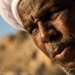 Batelier à Assouan, Egypte