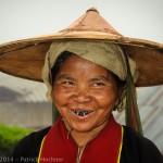 Palaung woman, Northern Thailand