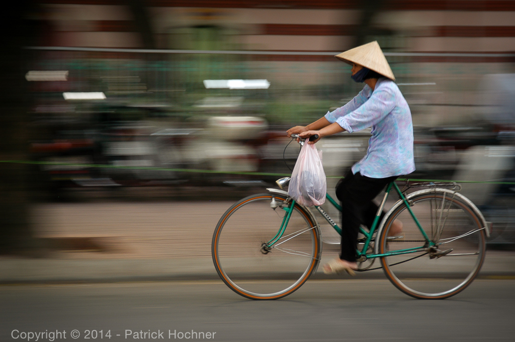 Around Hanoi streets, Vietnam