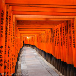 Fushimi Inari Taisha Shrine, Kyoto, Japan