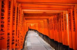 Fushimi Inari Taisha Shrine, Kyoto, Japan