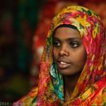 Jeune femme à Harar, Ethiopie
