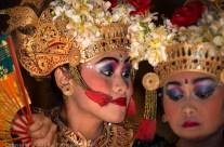 Danseuse de Legong, Ubud, Bali