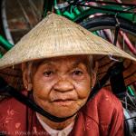 At the Hoi An market, Vietnam