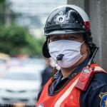 Officer in Bangkok, Thailand