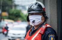 Officer in Bangkok, Thailand