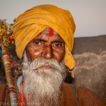 Sadhu, Orcha, India