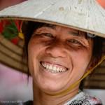 Au marché de Lai Chau, Vietnam