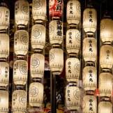 The lanterns symbolize the ship's sails