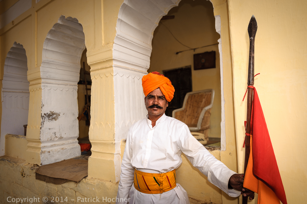 Castle Mandawa, Rajasthan, India