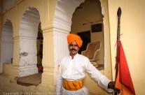 Castle Mandawa, Rajasthan, Inde