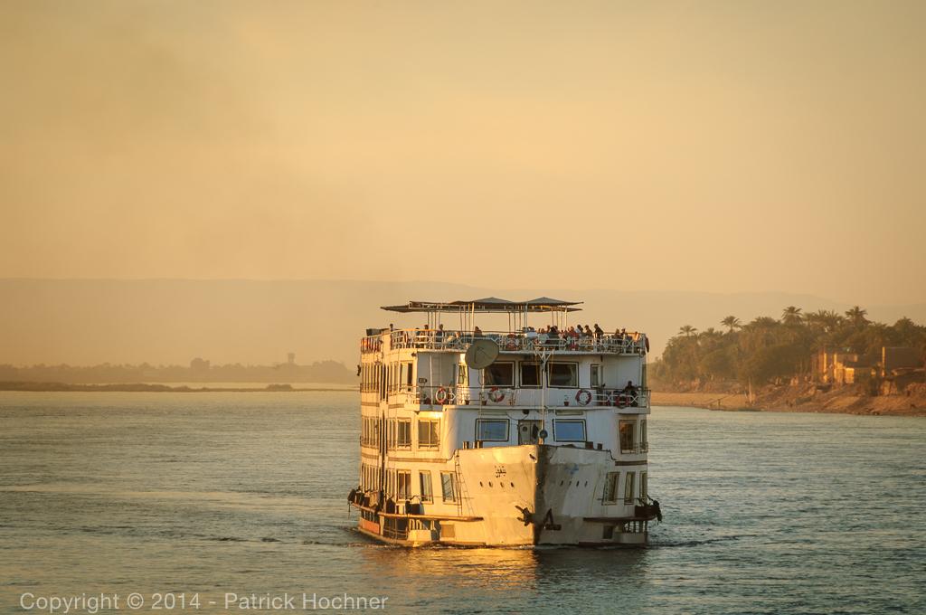 Cruising the Nile, Egypt