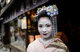 Another Maiko Taiken, Kyoto