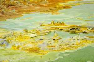 The Dallol volcano