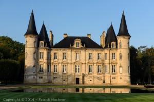 Château Pichon-Longueville, Bordeaux, France