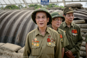 Veterans of the Dien Bien Phu Battle