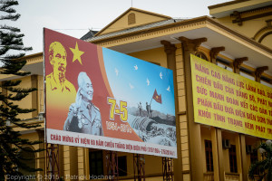Poster -- 60th anniversaire of the Dien Bien Phu Battle