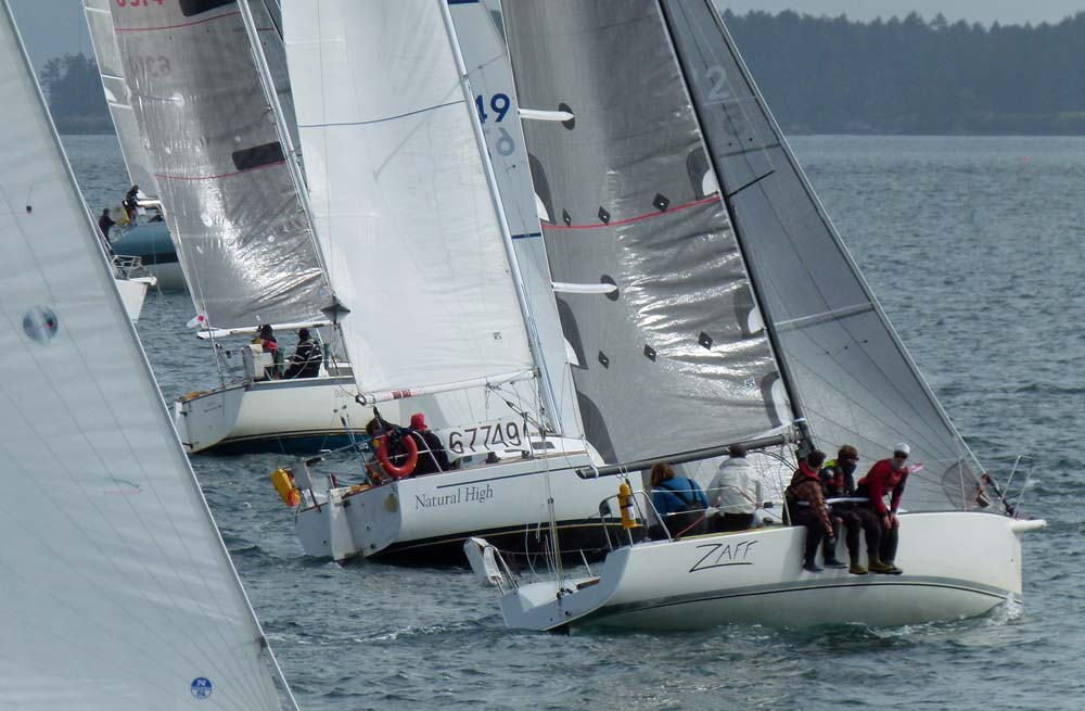 Blackline Patos Island Race A Premier Racing Event By