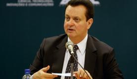 Brasília - O ministro da Ciência, Tecnologia, Inovações e Comunicações, Gilberto Kassab participa da 2 edição do Encontro Finep para Inovação (Wilson Dias/Agência Brasil)