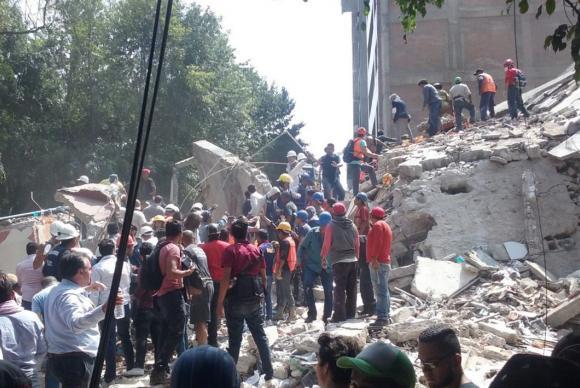 O novo terremoto no México ocorreu 32 anos após o tremor que deixou mais de dez mil mortos em 1985