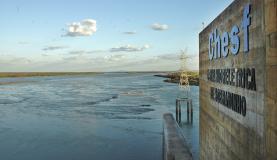 Bahia - Maior reservatório do Nordeste, Sobradinho tem seca histórica (Divulgação Chesf)