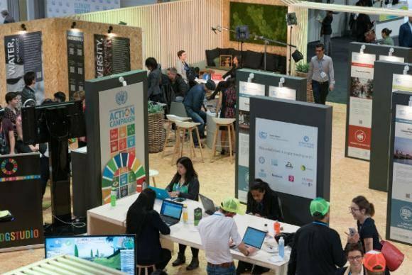 Diversas iniciativas e ações globais tem mobilizado os participantes na COP23 em Bonn, na Alemanha