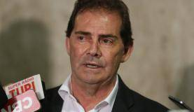 Brasília - Deputado Paulinho da Força fala à imprensa após reunião com presidente Michel Temer, sobre a Reforma da Previdência, no Palácio do Planalto (Valter Campanato/Agência Brasil)