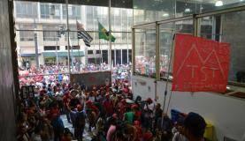 MTST diz que manterá Secretaria da Habitação de São Paulo ocupada por tempo indeterminado