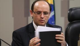 Brasília - Secretário de Educação Básica do MEC, Rossieli Soares, em audiência na comissão que analisa a reformulação do ensino médio (Fabio Rodrigues Pozzebom/Agência Brasil)