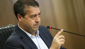 Brasília - O ministro do Trabalho, Ronaldo Nogueira, divulga os dados do Cadastro Geral de Empregados e Desempregados (Marcelo Camargo/Agência Brasil)