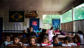 Estudantes em sala de aula (Marcello Casal - Agência Brasil)